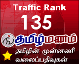 Tamil Blogs Traffic Ranking